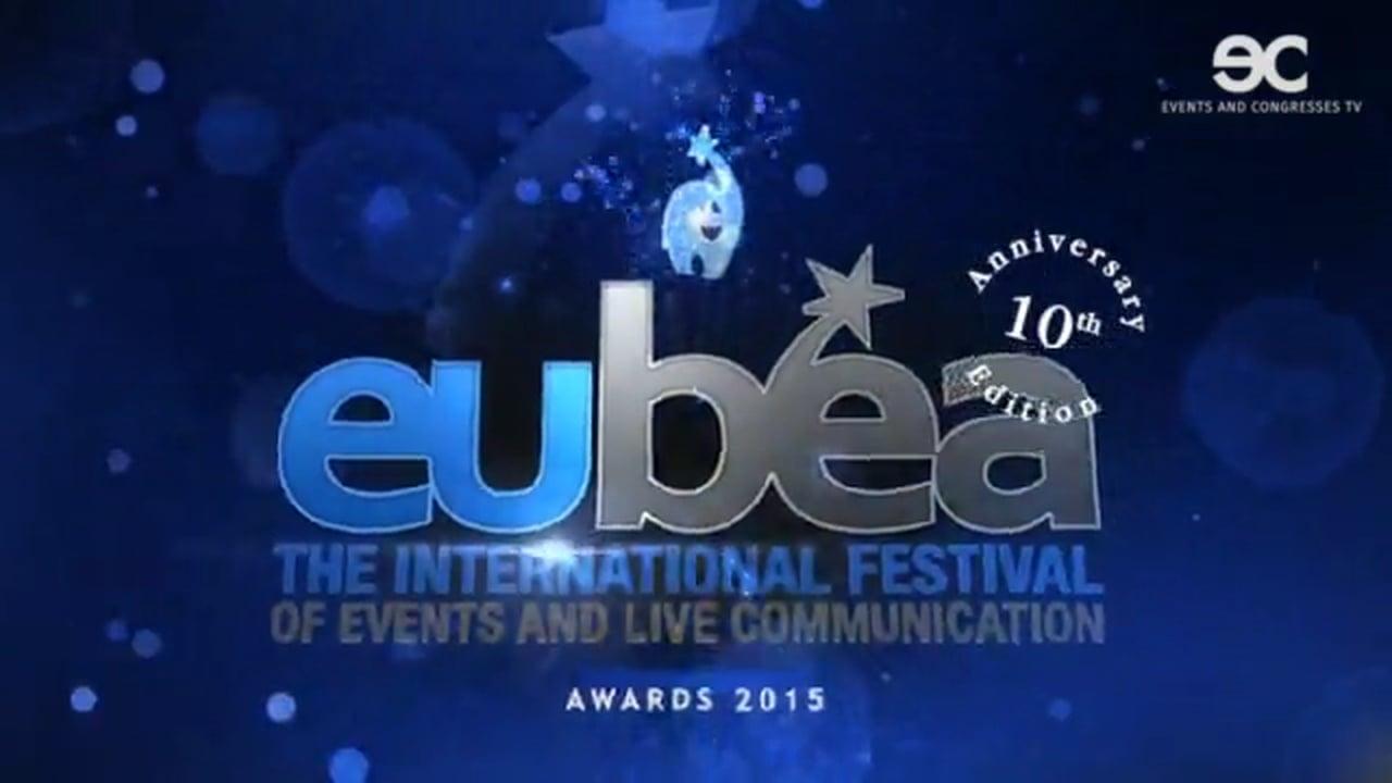 EUBEA 2015, GALA DE ENTREGA DE PREMIOS (VÍDEO RESUMEN)